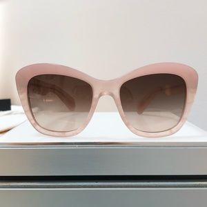 NWT Oliver Peoples OV5272 Pink Marble Sunglasses
